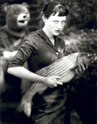 The Fishmonger's Daughter